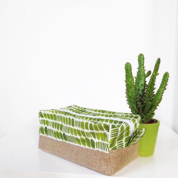 beautycase semi verde oliva 01