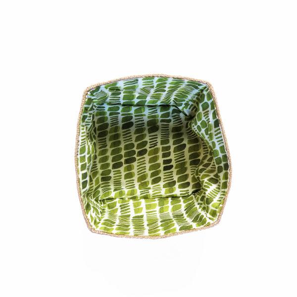 cestino portaoggetti semi verde oliva 01