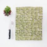 tovaglietta semi verde oliva 04